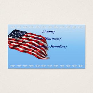 Bold Flag profilecard_business_horizontal, Business Card