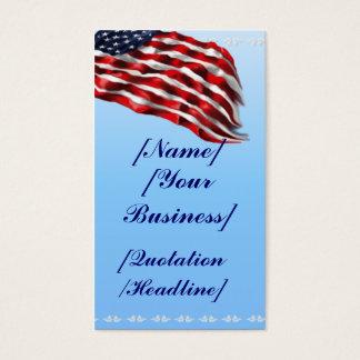 Bold Flag profilecard_business_vertical, Business Card