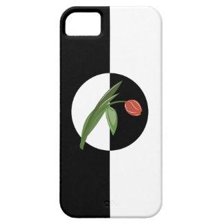 Bold Graphic Tulip iPhone SE/5/5s Case