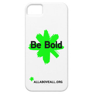 Bold iPhone 5 Cover