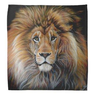 BOLD LION Bandana
