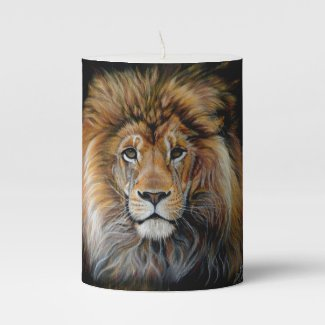 BOLD LION Candle