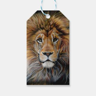 BOLD LION Customizable Gift Tags
