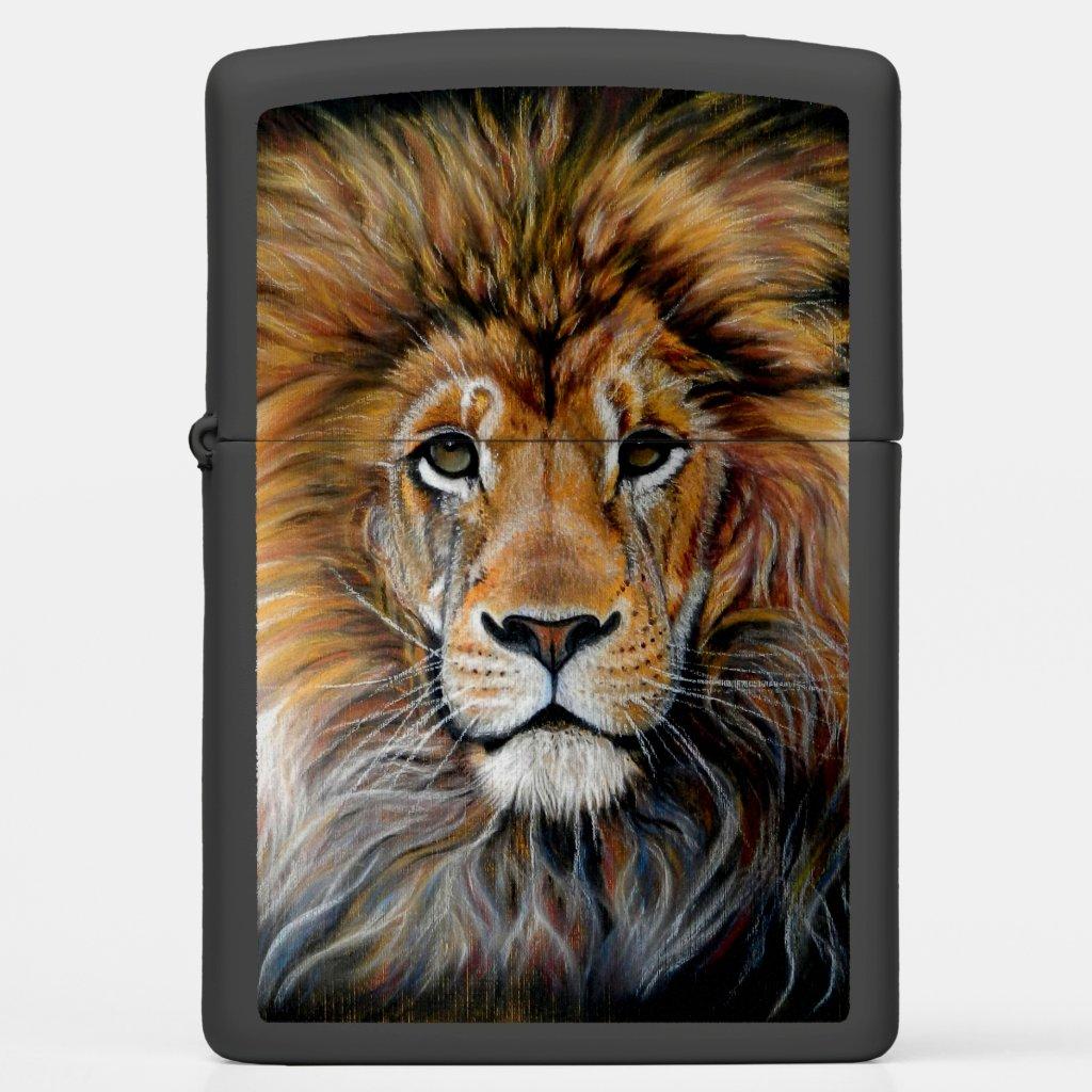 Bold Lion Lighter