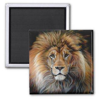 Bold Lion Magnet