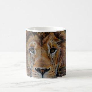BOLD LION Mug