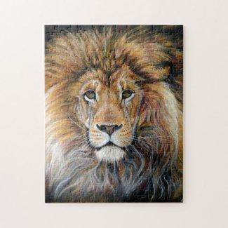 BOLD LION Puzzle