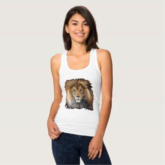 Bold Lion Tank Top