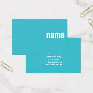 Bold & Modern business & logo template - Business Card