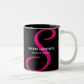 Bold Monogram Coffee Mug