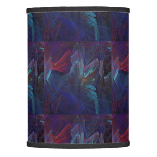 Bold mosaic dazzling Extra table lamp shade