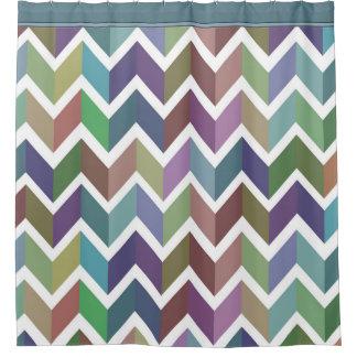 Multi Colored Shower Curtains | Zazzle