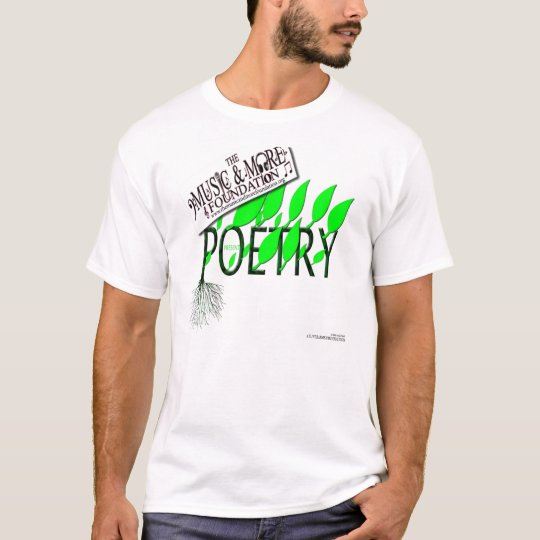 BOLD.NEW.POETS. T-Shirt