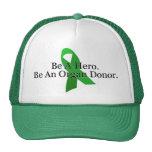 Bold Organ Donor Trucker Hat