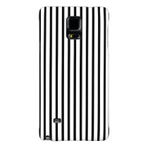 Bold Professional Stripes Pattern Galaxy Note 4 Case