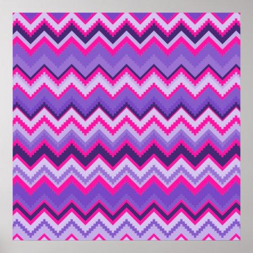 gallery for glitter purple chevron wallpaper