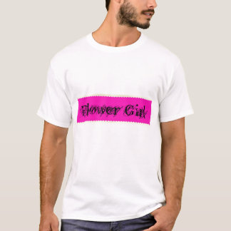 Bold Satininside, Flower Girl T-Shirt