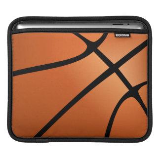 Bold, Simple, Elegant Basketball iPad Sleeve