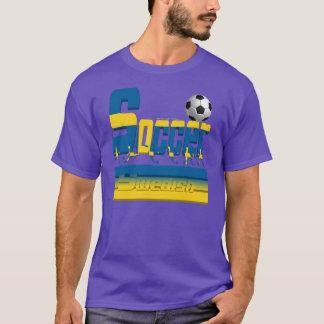 Bold Soccer Sweden Men's Long Sleeve Shirt