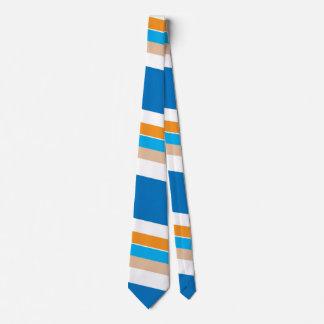 Bold Striped Necktie