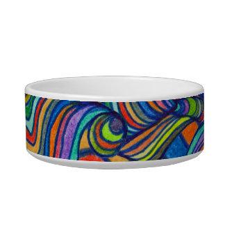 Bold Stripes Bowl