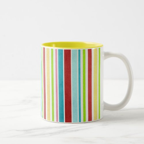 Bold Stripes- Coffee Mug