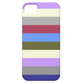 Bold Stripes Phone Case iPhone 5 Covers