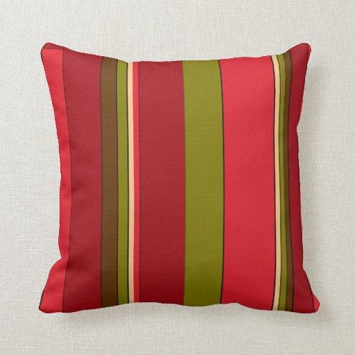 Bold Stripes Pillow
