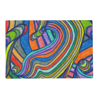Bold Stripes Placemat