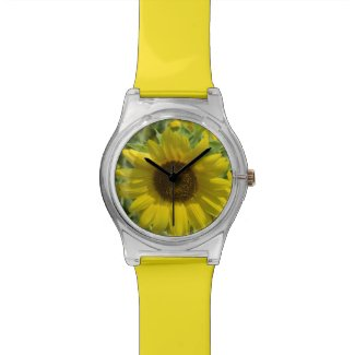 Bold Sunflower Watch