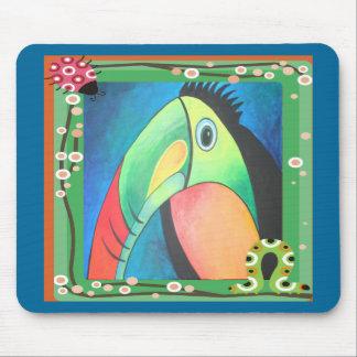 Bold Toucan Mousepad