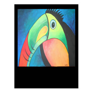 Bold Toucan Post Cards
