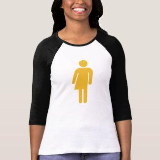 Bold transgender design tee shirt