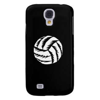 bold volleyball graphic samsung s4 case