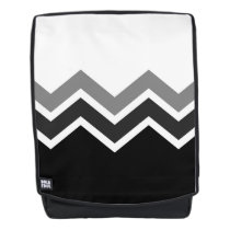 Boldface Backpack Zig Zag Chevron Pattern