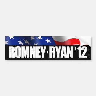 Boldfaced Romney/Ryan Bumper Sticker