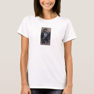 Boldini lady with greyhound dog T-Shirt