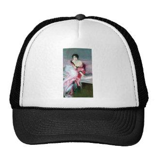 Boldini Madam Julliard painting Trucker Hat