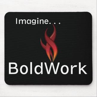 BoldWork Imagine MousePad. Mouse Pad