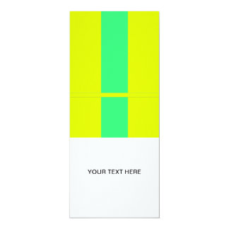 Bole 4x9.25 Paper Invitation Card