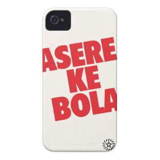 Boleadoras de Asere KE Case-Mate iPhone 4 Funda