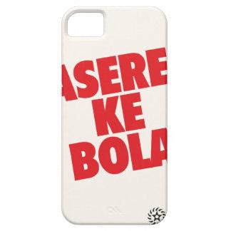 Boleadoras de Asere KE Funda Para iPhone 5 Barely There