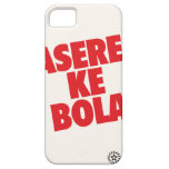 Boleadoras de Asere KE iPhone 5 Cárcasa