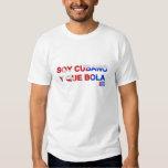 Boleadoras del que de Cubano y de la soja Camisas
