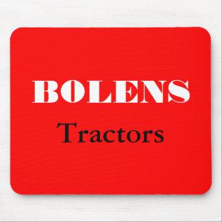 Bolens Tractors Lawnmowers Mowers Husky Design Mouse Pad