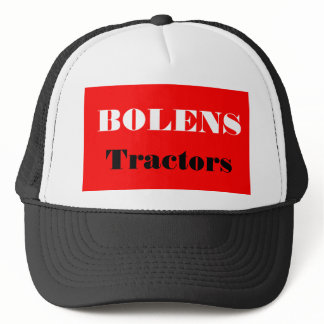 Bolens Tractors Lawnmowers Mowers Husky Design Trucker Hat