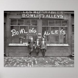 Bolera, 1911 impresiones