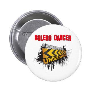 Bolero dancer under construction button