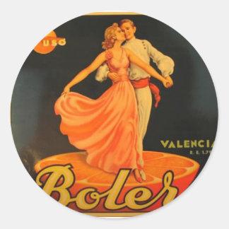 Bolero Stickers