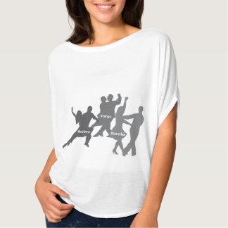 bolero tango samba T-Shirt